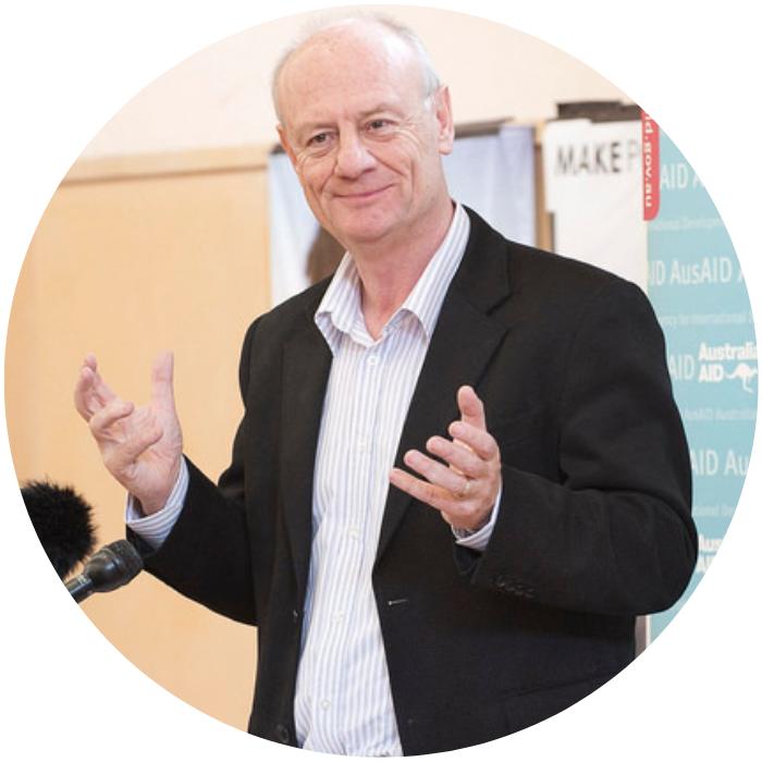 Tim Costello - Chief Advocate, World Vision Australia