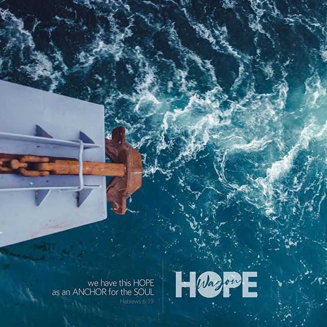 HOPE is an ANCHOR ⚓️