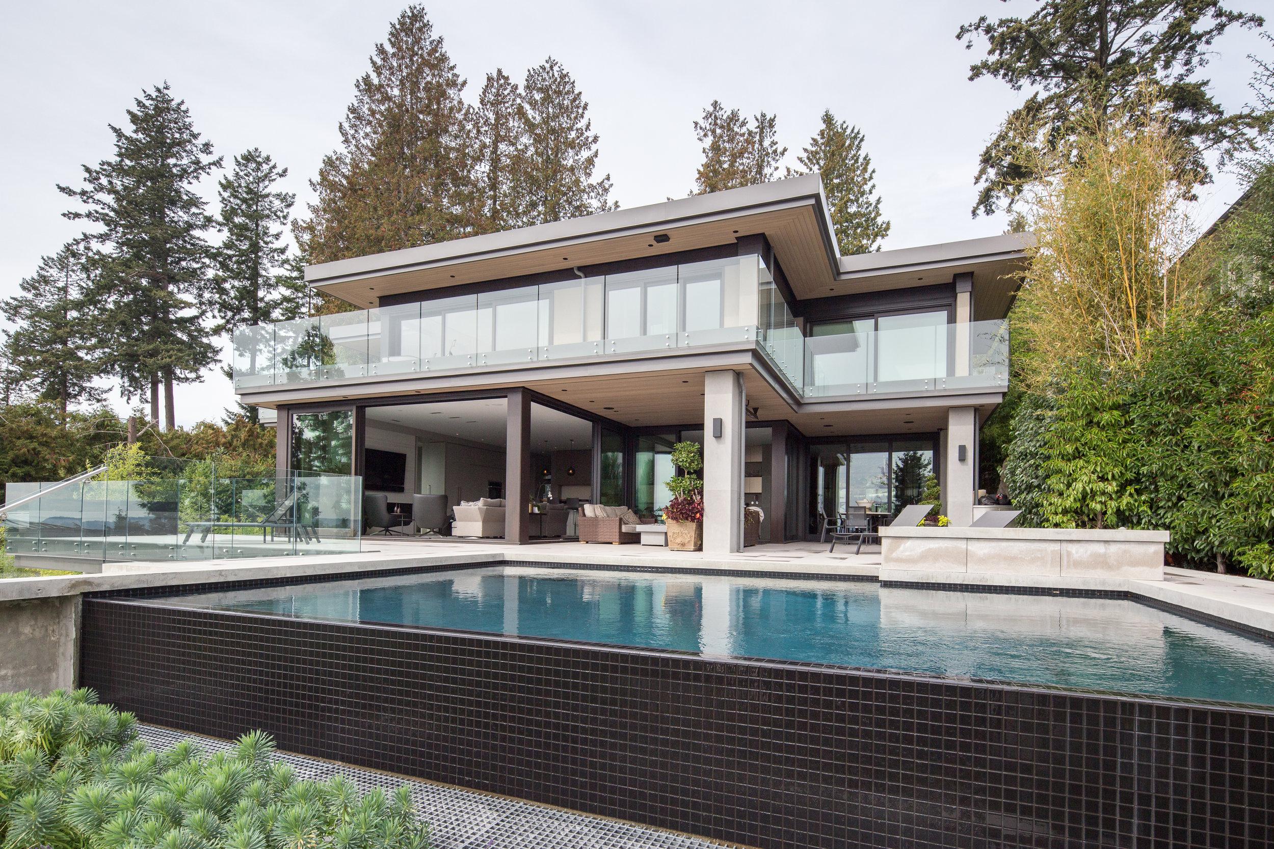 Client's Custom Built Home