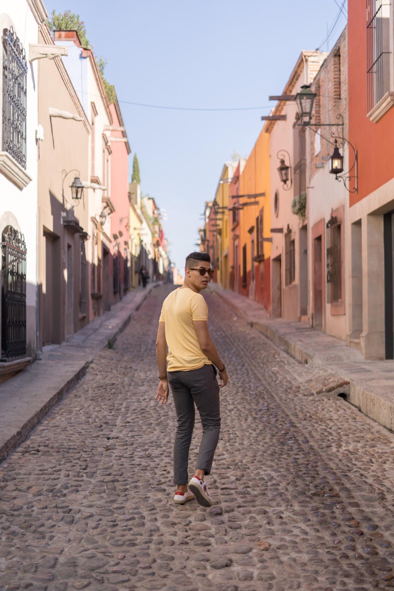 Calle Diez de Sollano