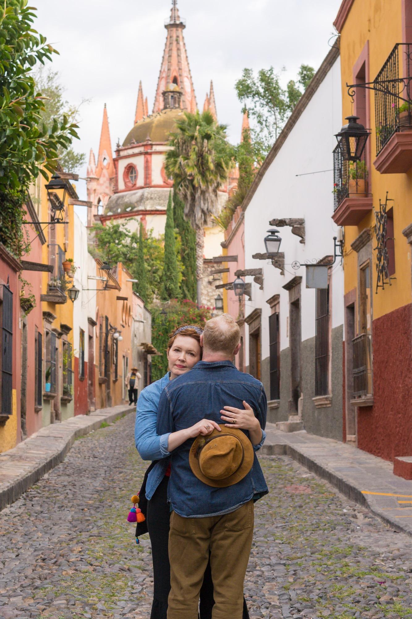 Amor en San Miguel