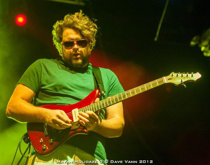John 'Barber' Gutwillig (The Disco Biscuits)