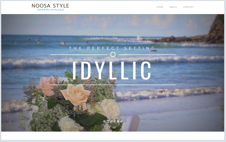 Noosa Style Ceremonies - PH: 0438 919 759 jay@noosastyleceremonies.com.au