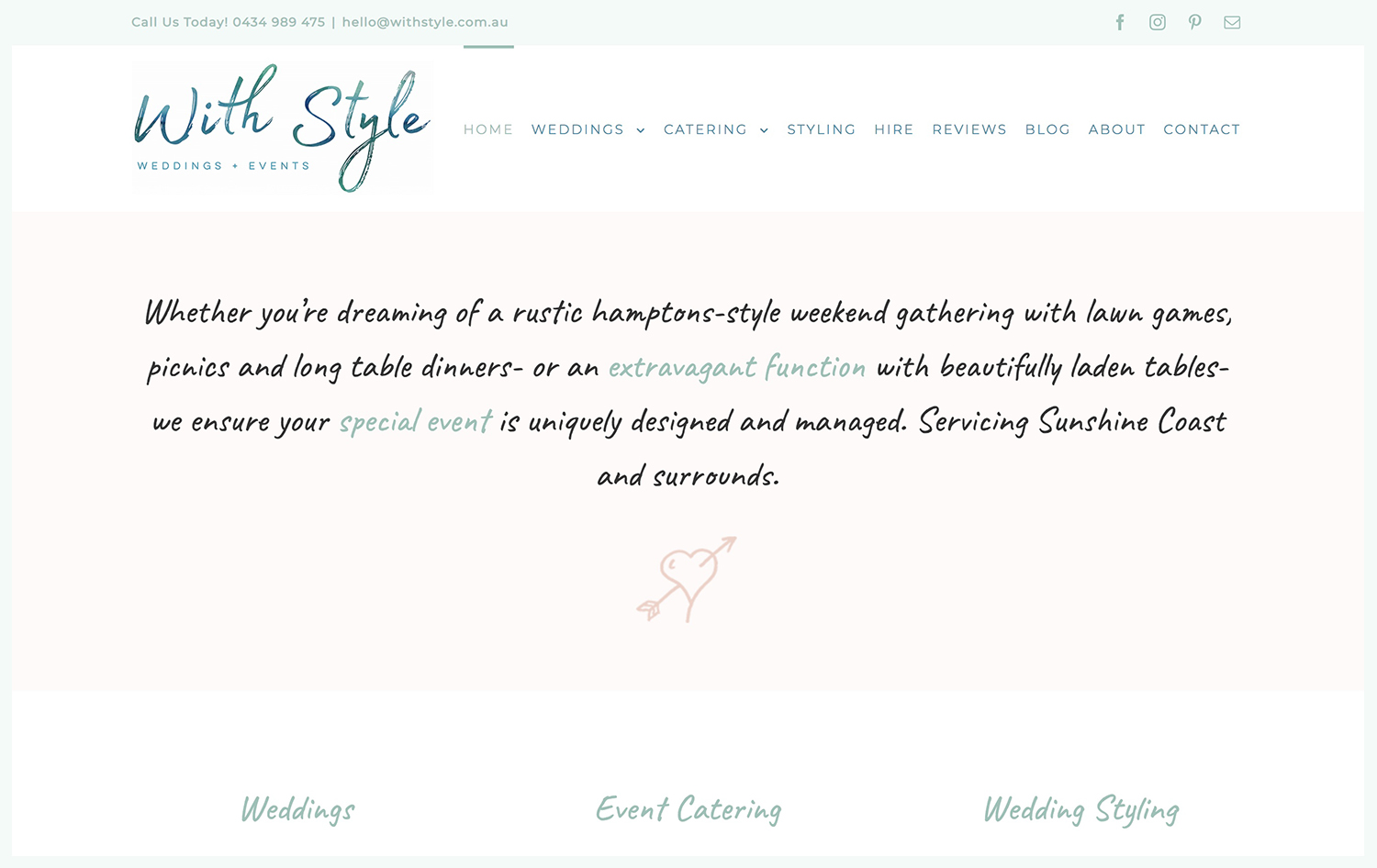 With Style - PH: 0434 989 475 hello@withstyle.com.au