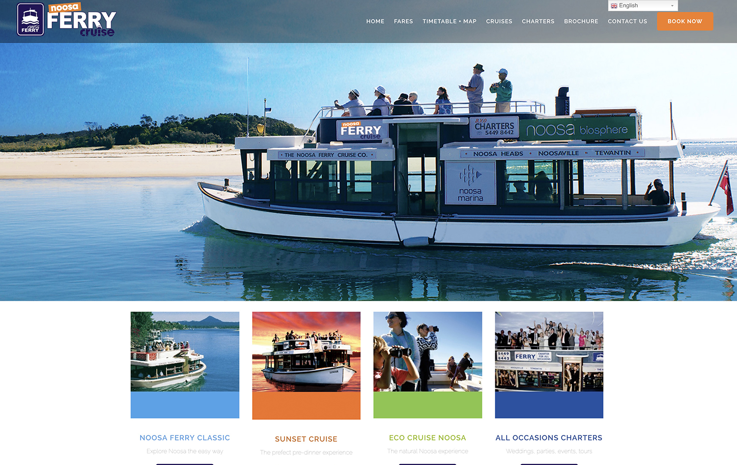 Noosa Ferry - PH: 5449 8442 Email: paul@noosaferry.com