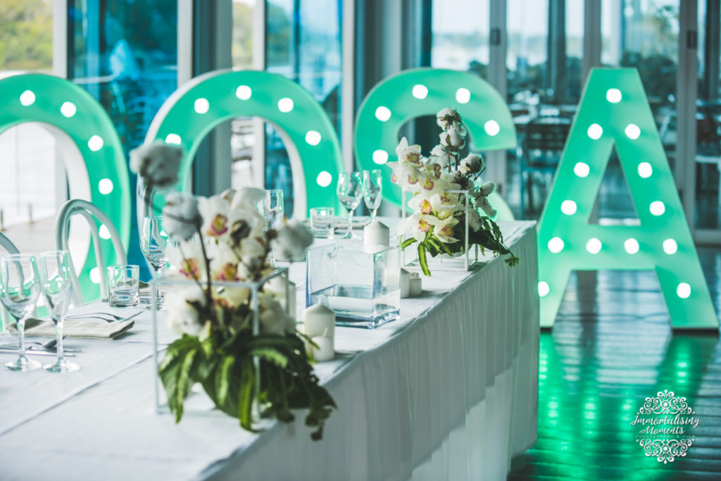 Event Letters created our gorgeous Noosa signage