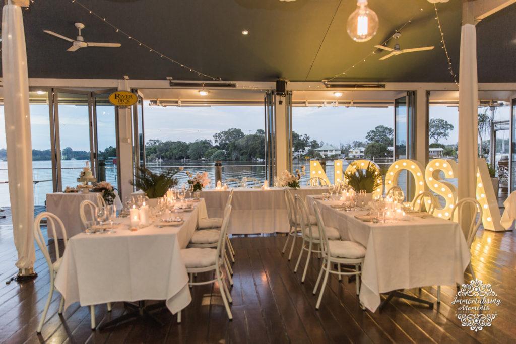 The River Deck Restaurant