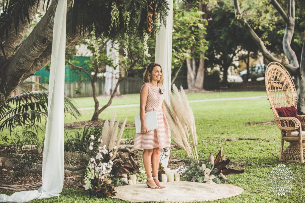 Noosa wedding celebrant Natalie Skye