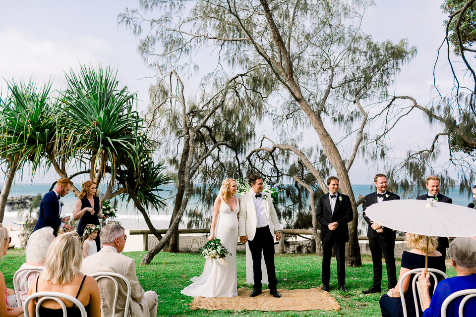 Hidden Grove - * East of Beach access #16* Capacity up to 100A private ceremony location hidden amongst the trees, while still being close to the Hastings St restaurants and cafés, this is the second most popular spot for Noosa Beach ceremonies
