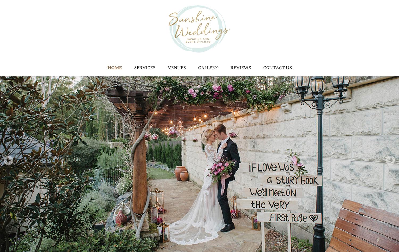 Sunshine Weddings - PH: 0414 448 417ellie@sunshineweddings.com.au