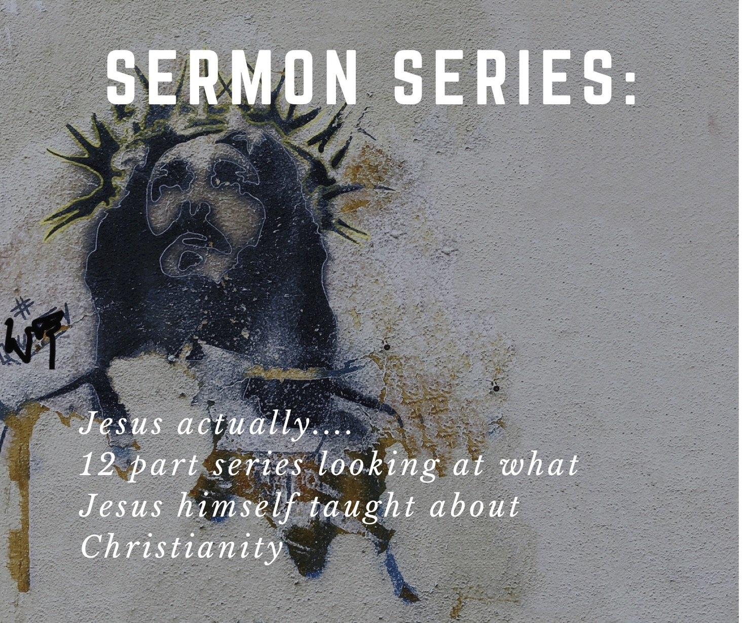 This 12 part sermon series from the gospel of matthew looks at what jesus actually taught about Christianity -