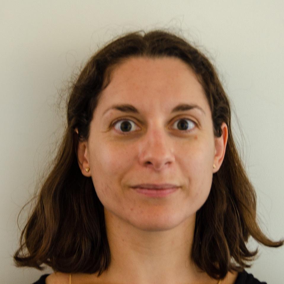 Coralie Esbert   Salt Club Director (our Children's Ministry)
