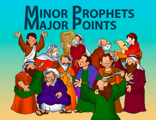 Major themes from the minor prophets -