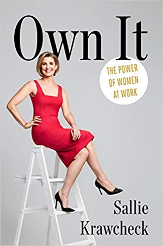 Coaching Books - Own It - Sallie Krawcheck - CoachMe Vancouver