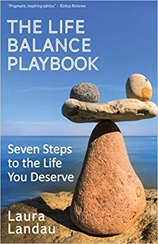 Coaching Habit Book - The Life Balance Playbook - Laura Landau - CoachMe Vancouver