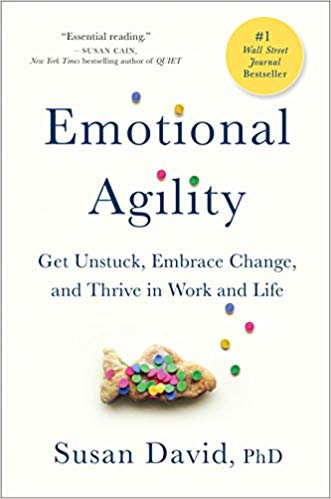 Coaching Questions Book - Emotional Agility - Susan David - CoachMe Vancouver