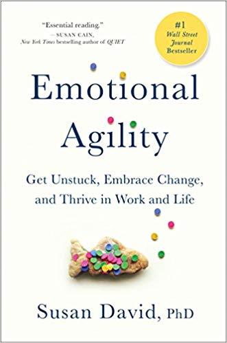 Coaching Questions Book - Emotional Agility - Susan David - CoachMe Vancouver