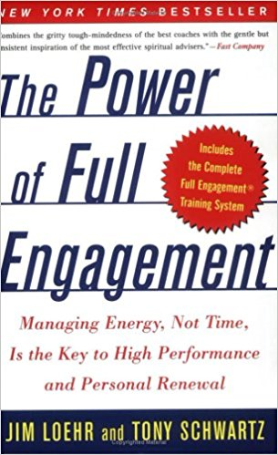 Coaching for Performance - The Power of Full Engagement - Jim Loehr and Tony Schwartz - CoachMe Vancouver