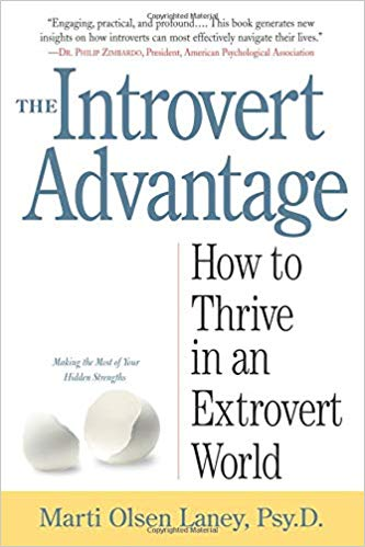 Coaching for Introverts - The Introvert Advantage - Marti Olsen Laney - CoachMe Vancouver