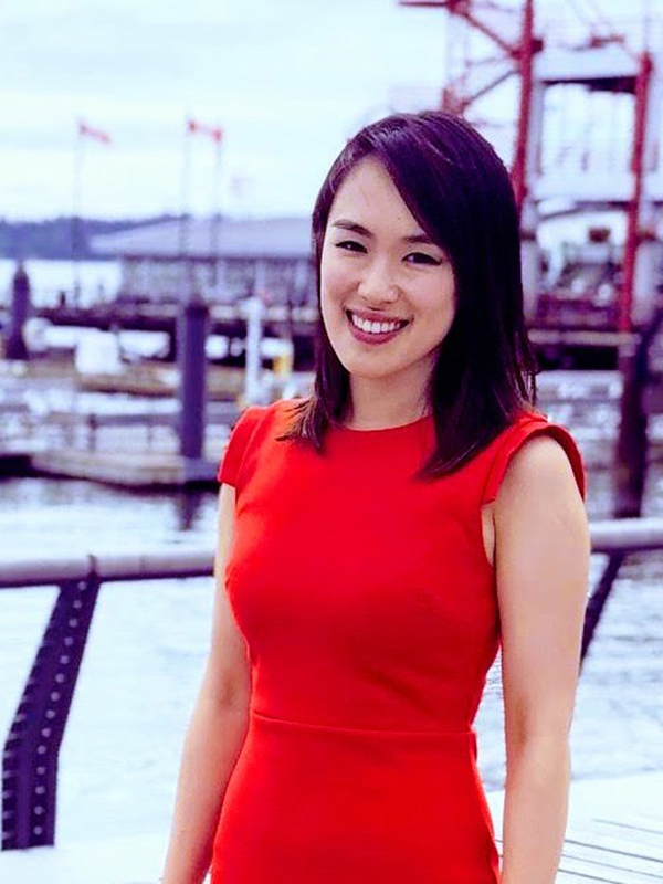 Certified Coach in Vancouver - Joanna Li