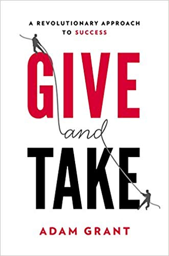 Coaching for Success - Give and Take - Adam Grant - CoachMe Vancouver