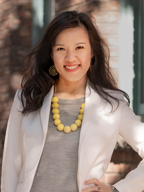 Certified Coach in Vancouver - Iris Cai