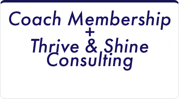 Upgrade Your Membership & Find Your Authentic Voice - Coach Membership, plus10 Weeks ConsultingIncludes a Bundling Discount Of 10%
