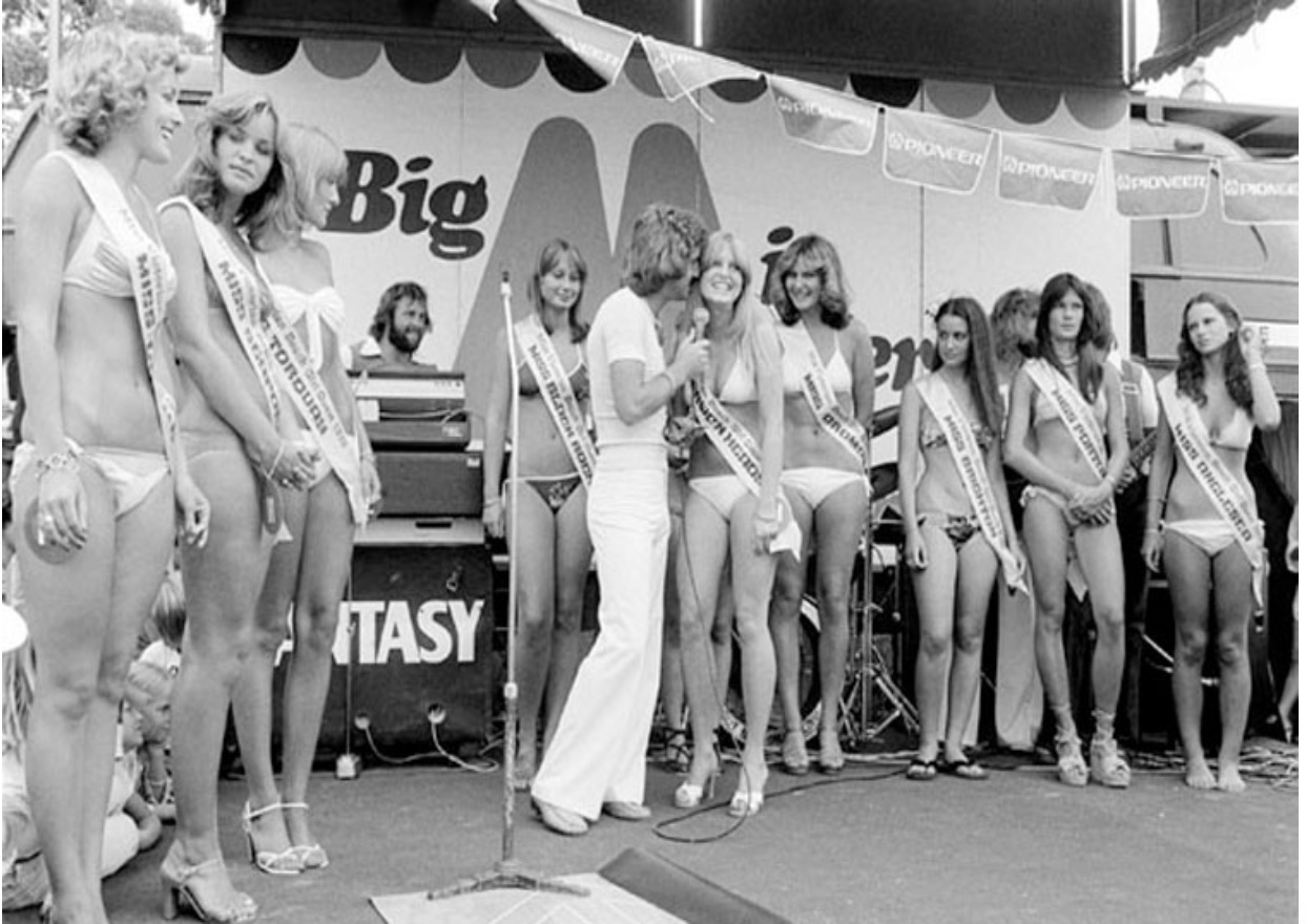 Beauty Pageant lorne 1977, Rennie Ellis