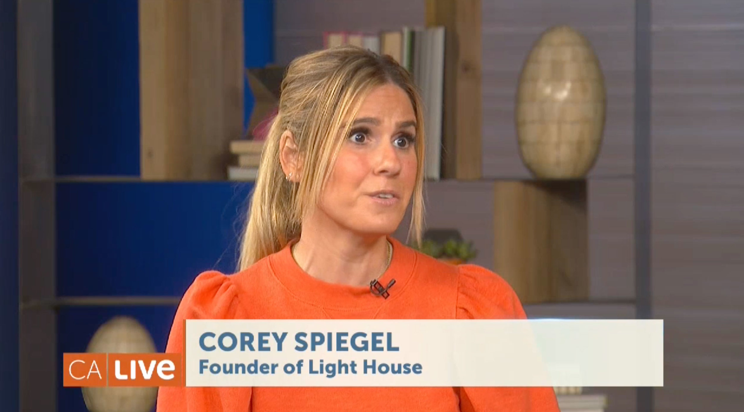Channel 4 NBC - Corey Spiegel helps you find your Lighthouse