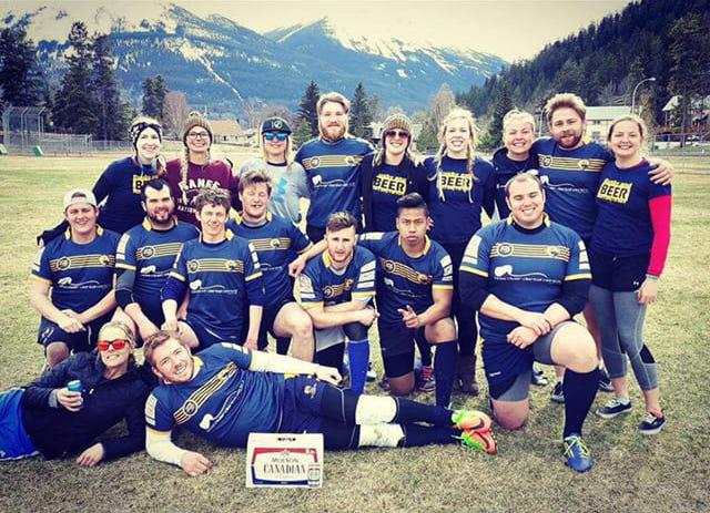 Bow Valley Grizzlies Social Champs 2017
