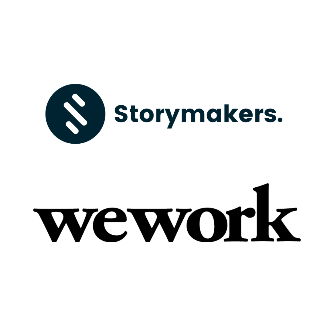 Storymakers - WeWork