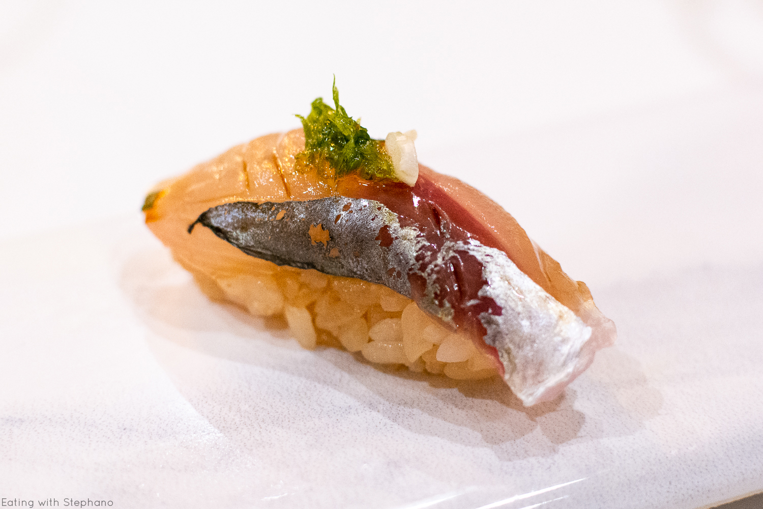 aji (Japanese horse mackerel)
