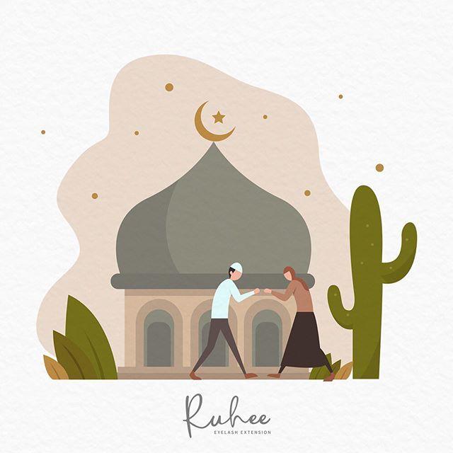 Happy Eid Mubarak 1440 H 🙏🏻 May this Ramadan bring endless peace and happiness in your life. - 🌸Ruhee 📍Senayan City Mall, LG, Unit L-07C 📍GoWork @ Setiabudi 2 Building, Ground Floor, Unit 102AB 📞081113014832 - #eyelashextensionjakarta #sambungbulumata #naturaleyelashextension #lashextensionjakarta #sambungbulumatajakarta #beautyaddict #instamakeup #browenvy #salonbulumata #salonbulumatajakarta #まつげエクステ #まつ毛エクステ #アイラッシュ #ボリュームラッシュ #アイラッシュサロン #マツエク #まつげエクステサロン #まつエク #ノンダメージラッシュ #ケラチンラッシュリフト #アッパーリフトカール  #まつ毛カール