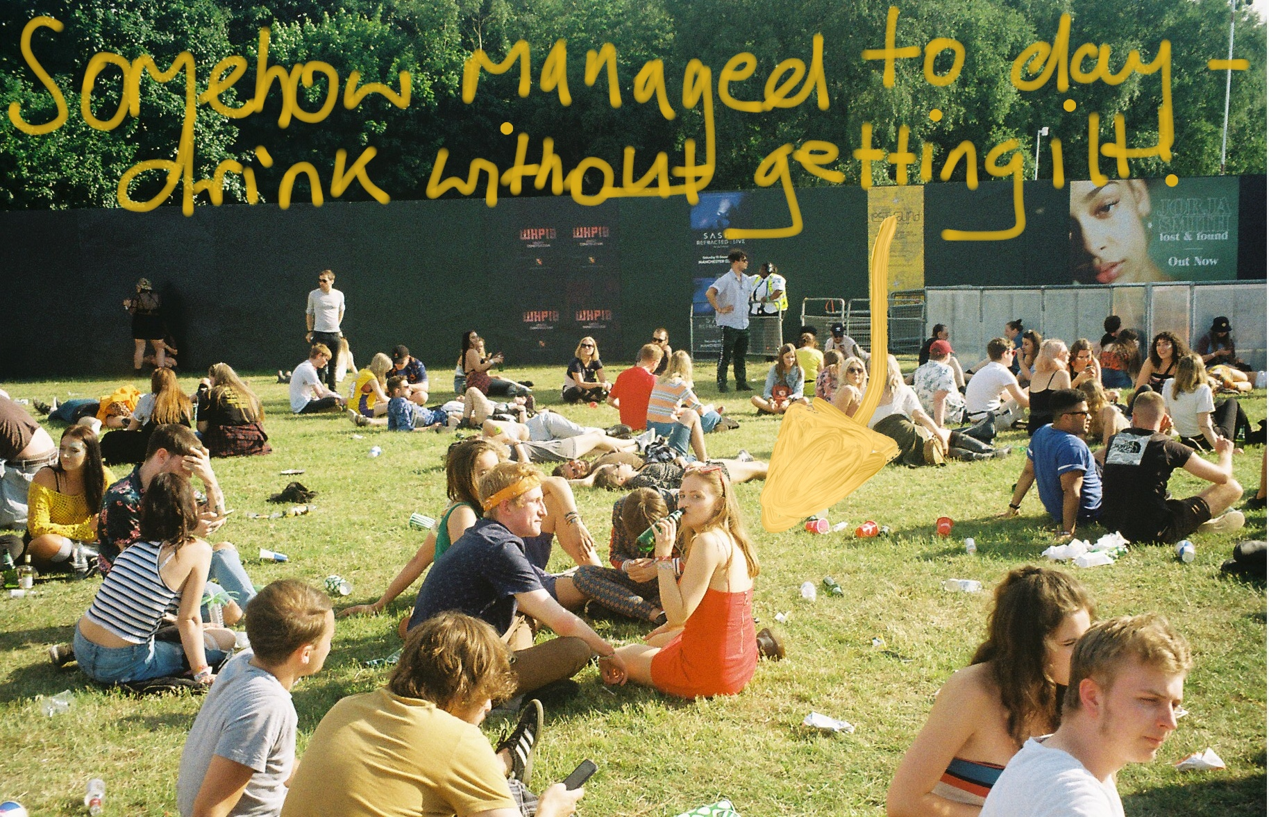 My Life On 35mm Film #1 | Parklife, A Day Out In Liverpool and An Anniversary Date Night