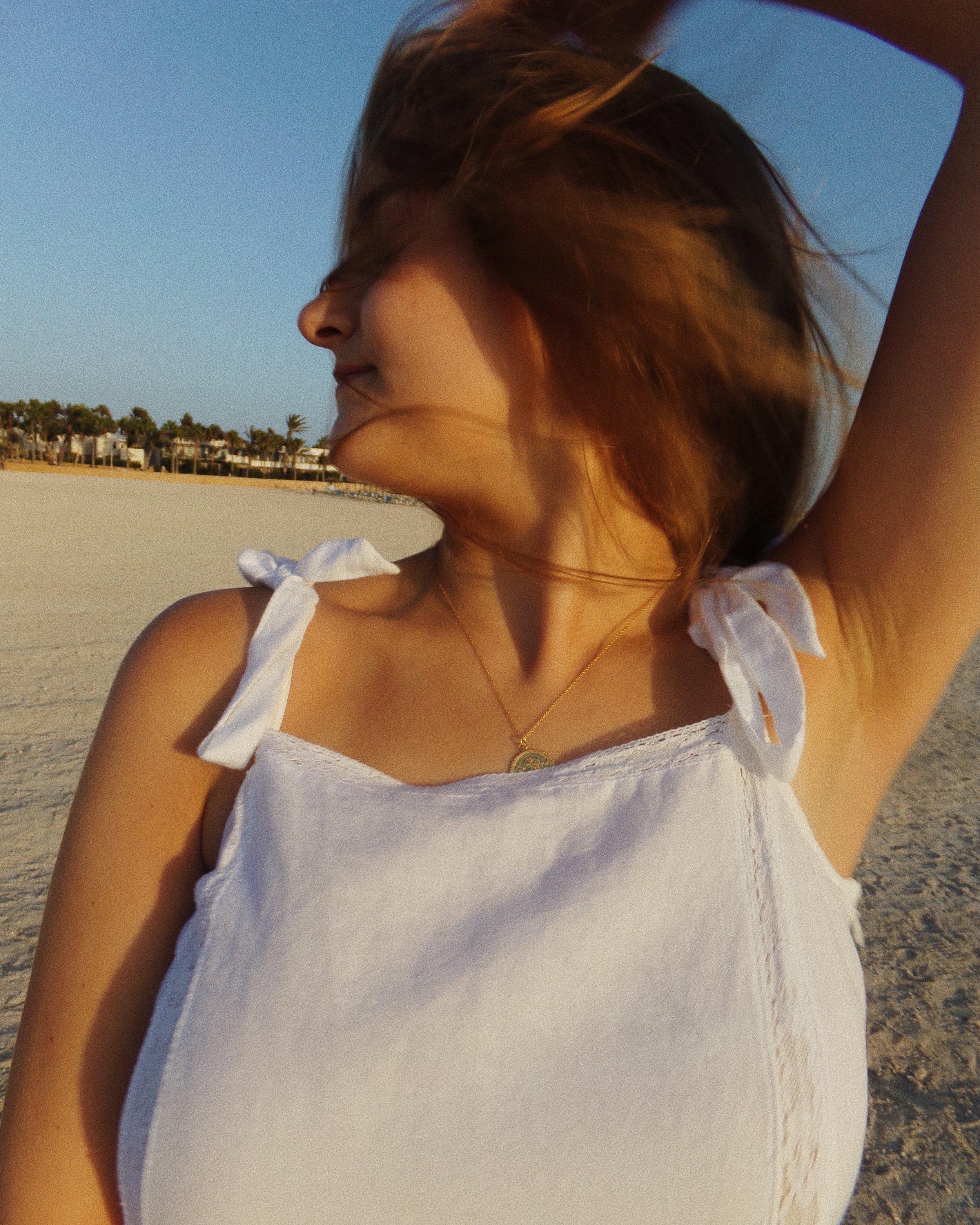 A Summer Type Of Girl
