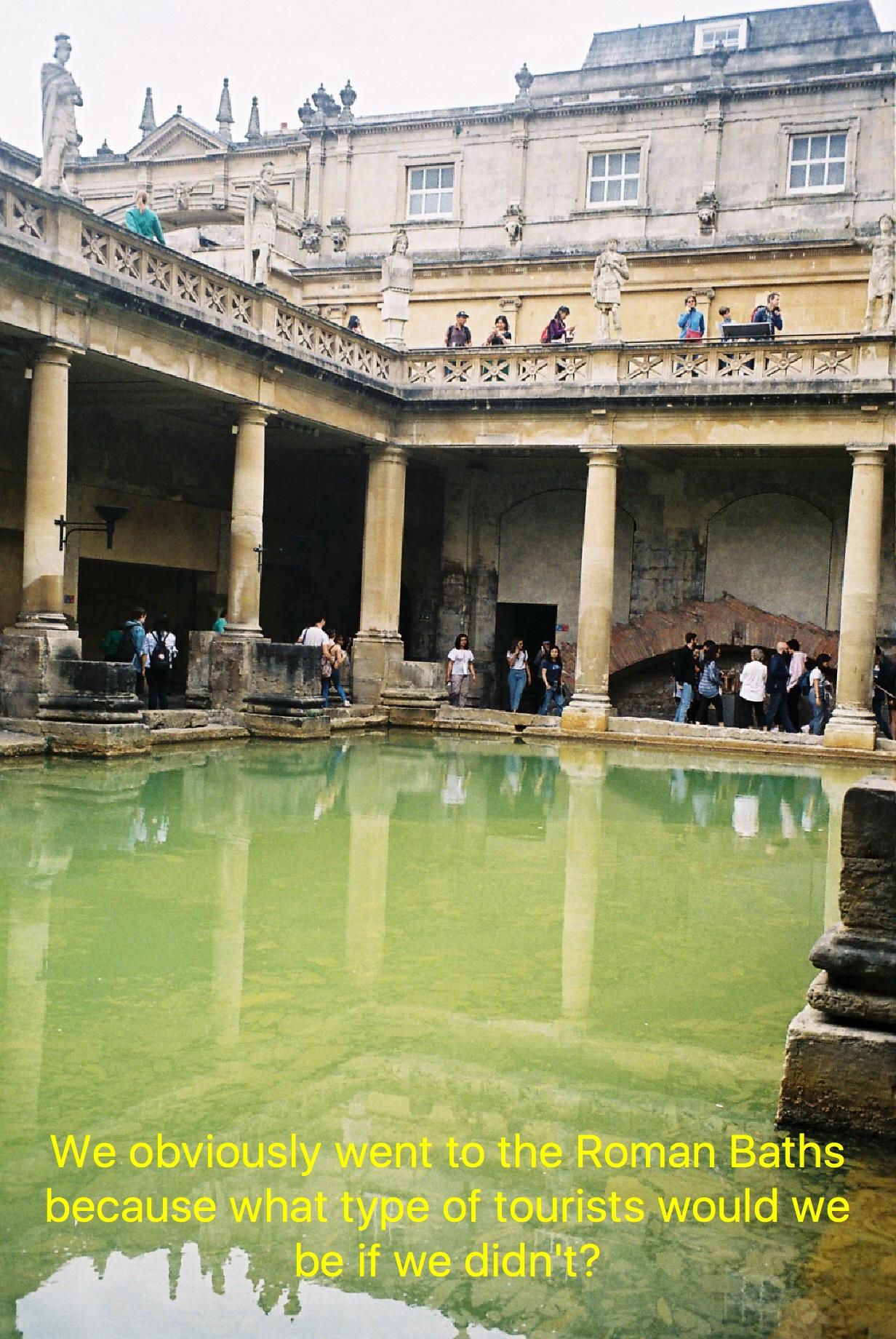 Bath on 35mm Film