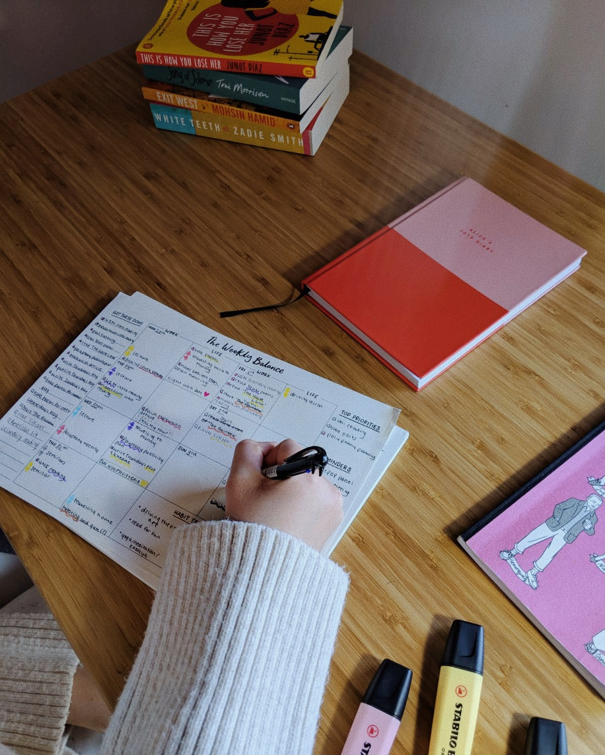 How to Become More Organised as A Student | 5 Tips That Will Make Your Life Easier2.JPG