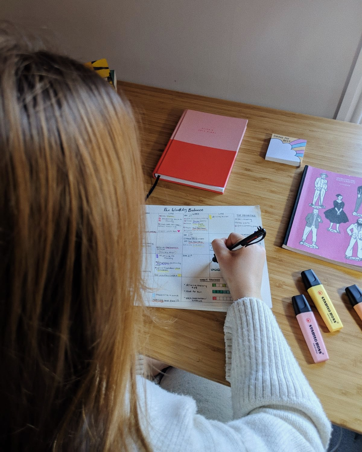 How to Become More Organised as A Student | 5 Tips That Will Make Your Life Easier6.JPG