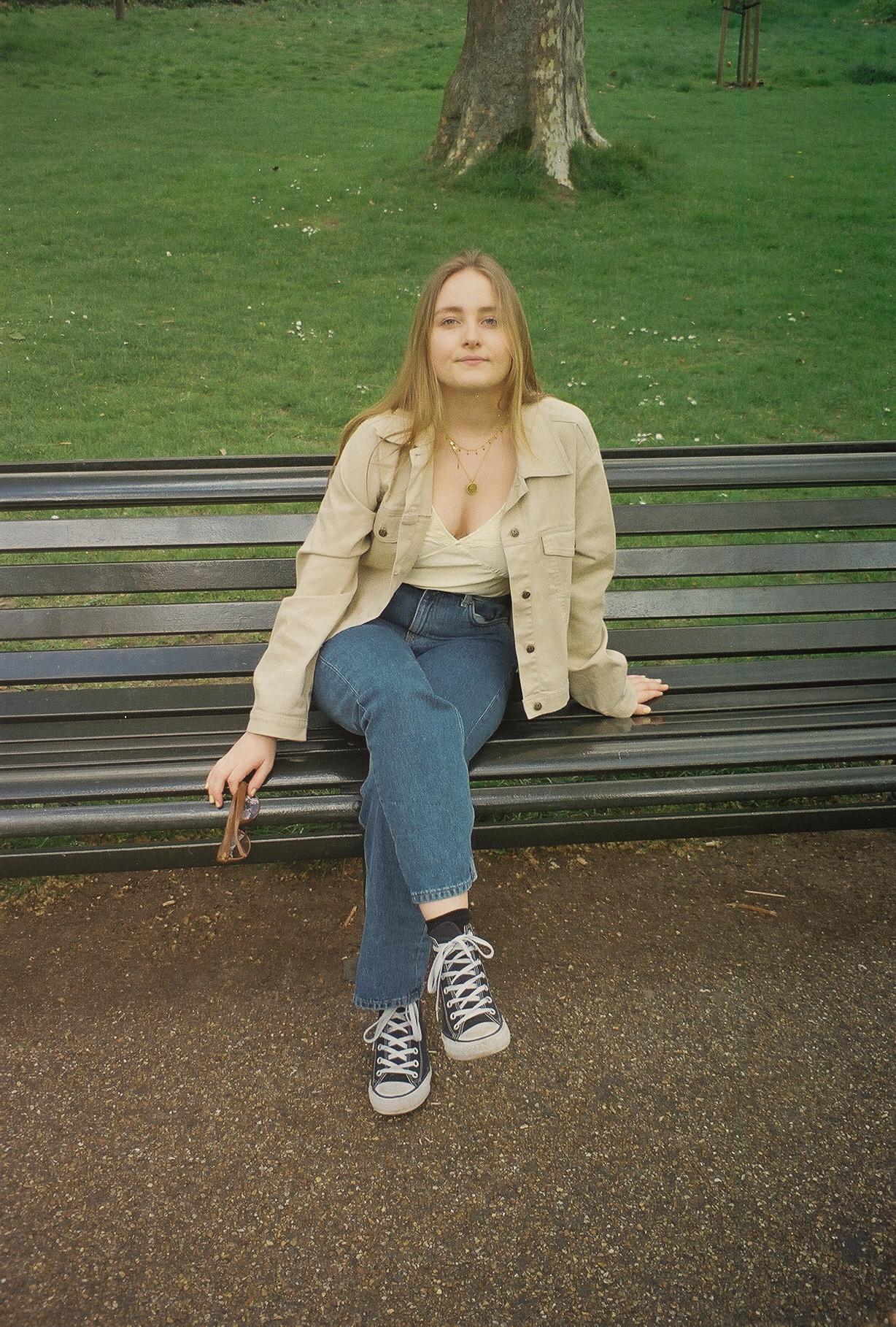 weekday jeans vintage lace top