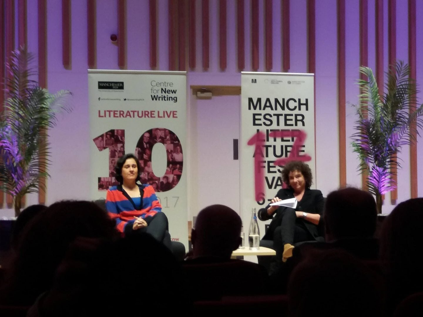 Kamila Shamsie in conversation with Jeanette Winterson | The mancunion -