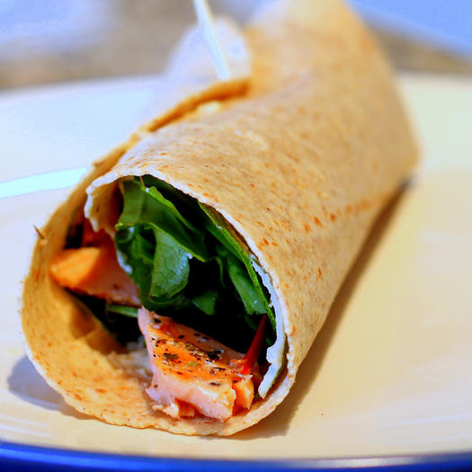 Image Source:    https://images.fitnessmagazine.mdpcdn.com/sites/fitnessmagazine.com/files/styles/slide/public/1000-wrap-recipes-salmon-hummus-wrap.jpg?itok=YNM9rBES