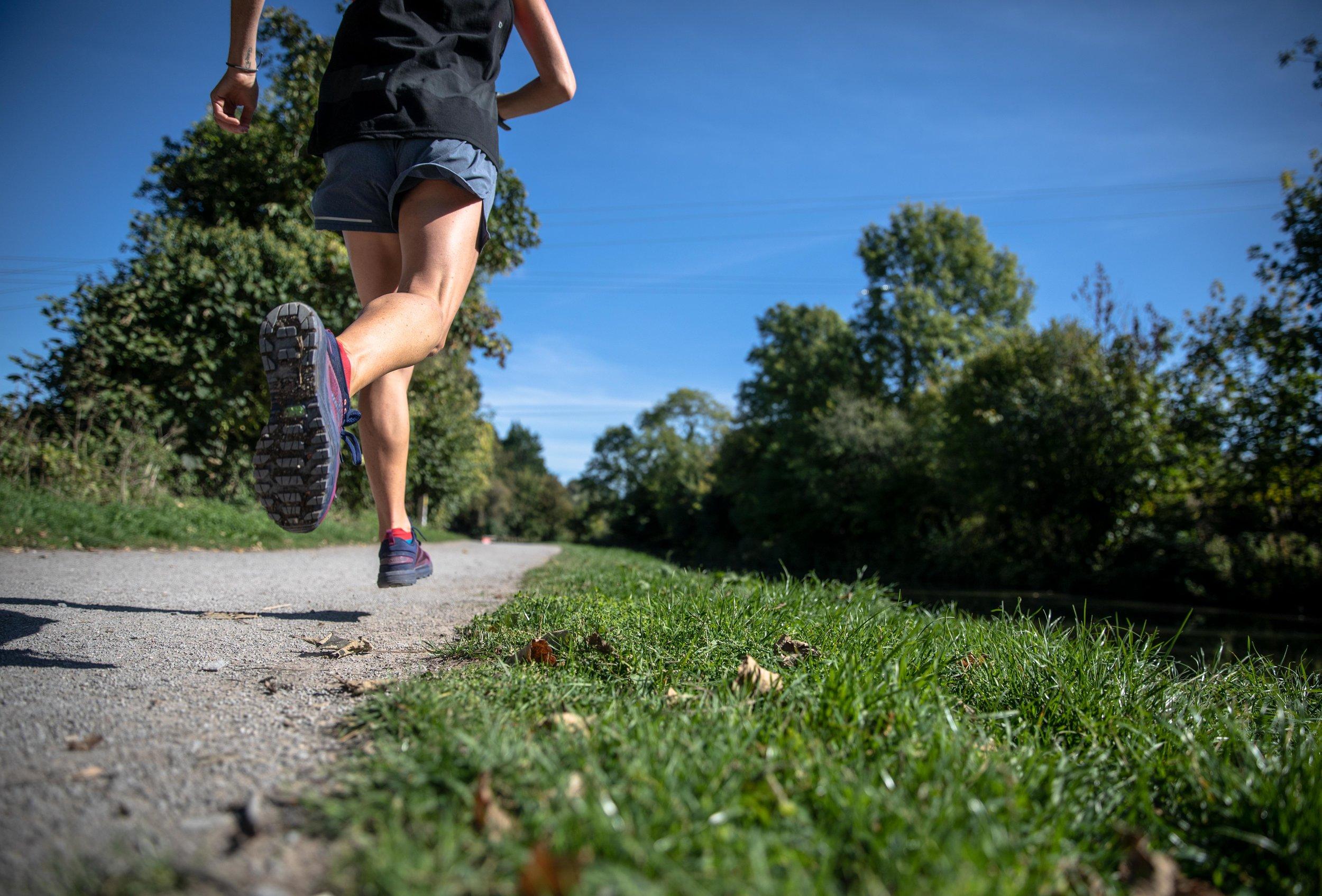 Running (6-8mph) = Vigorous Intensity