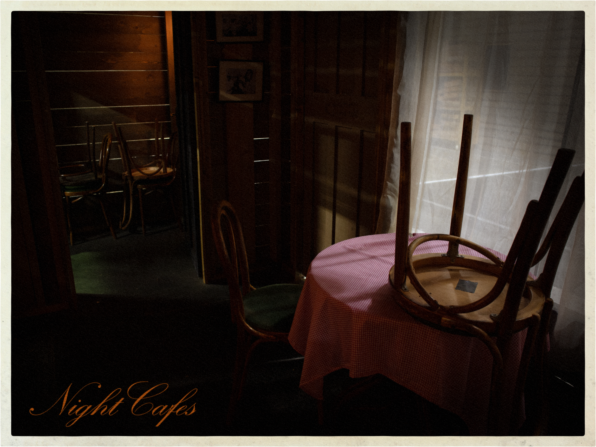 And night cafes…