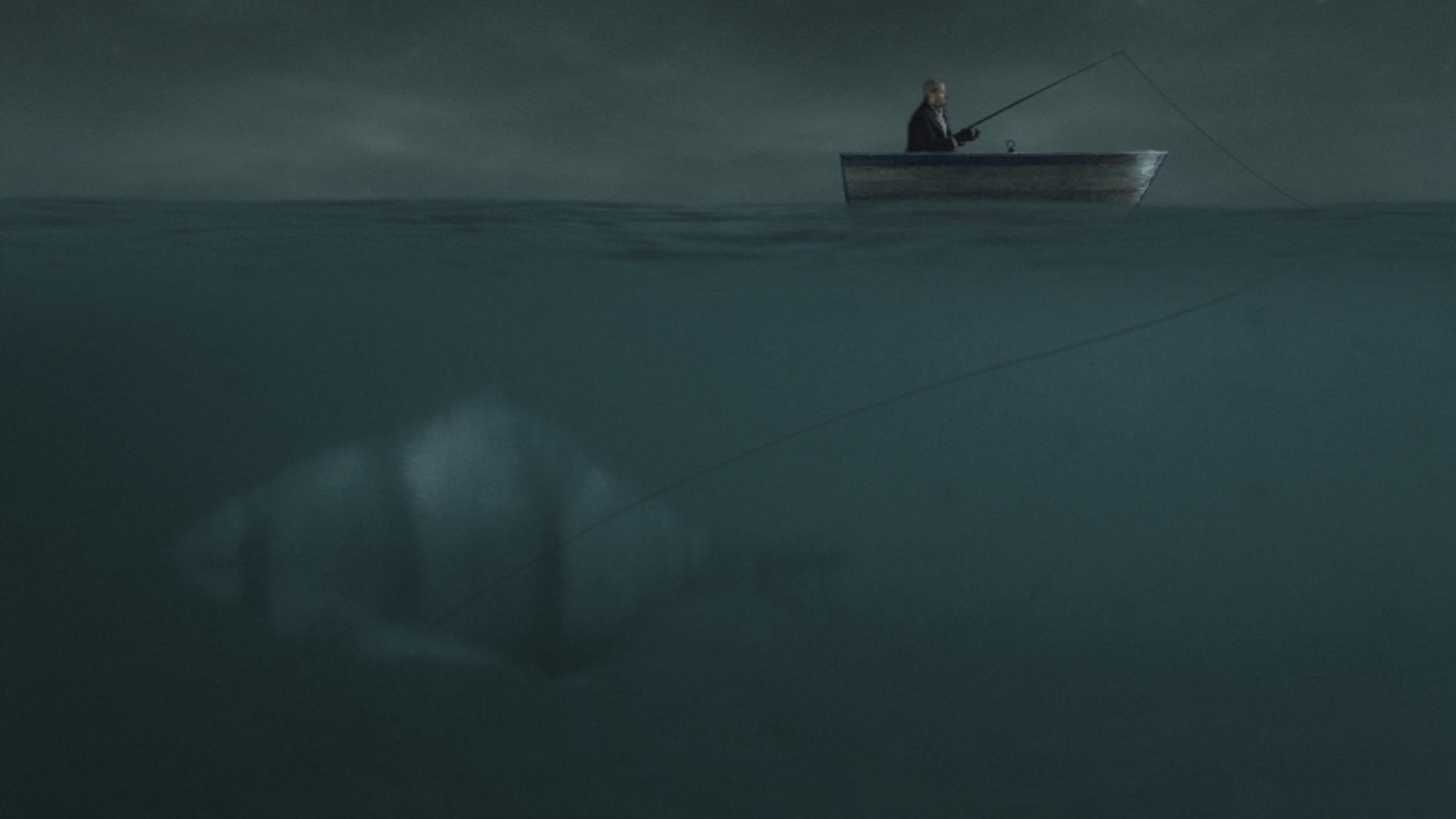 The Seawatchers by Lizzie Oxby
