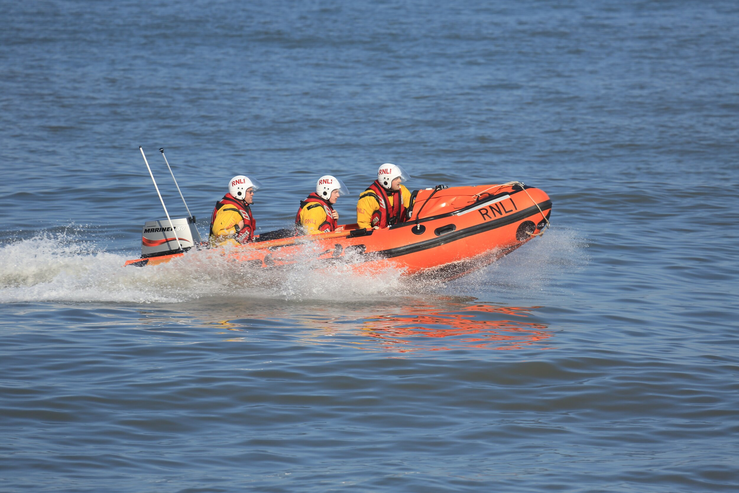 Helly Hansen's brand was a natural fit for the RNLI.