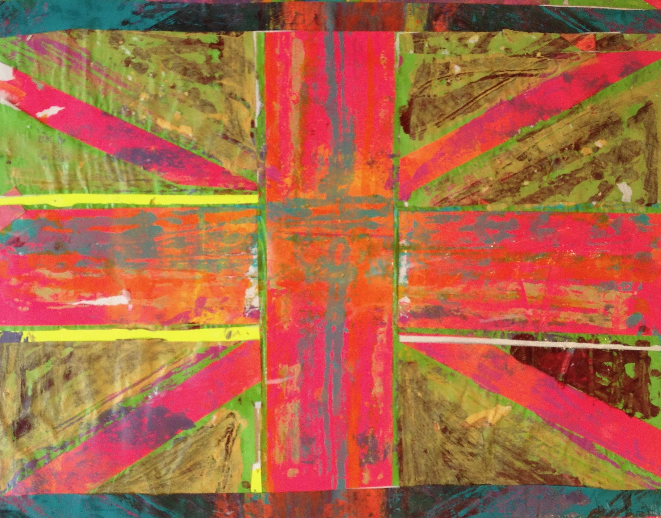 Union Flags -