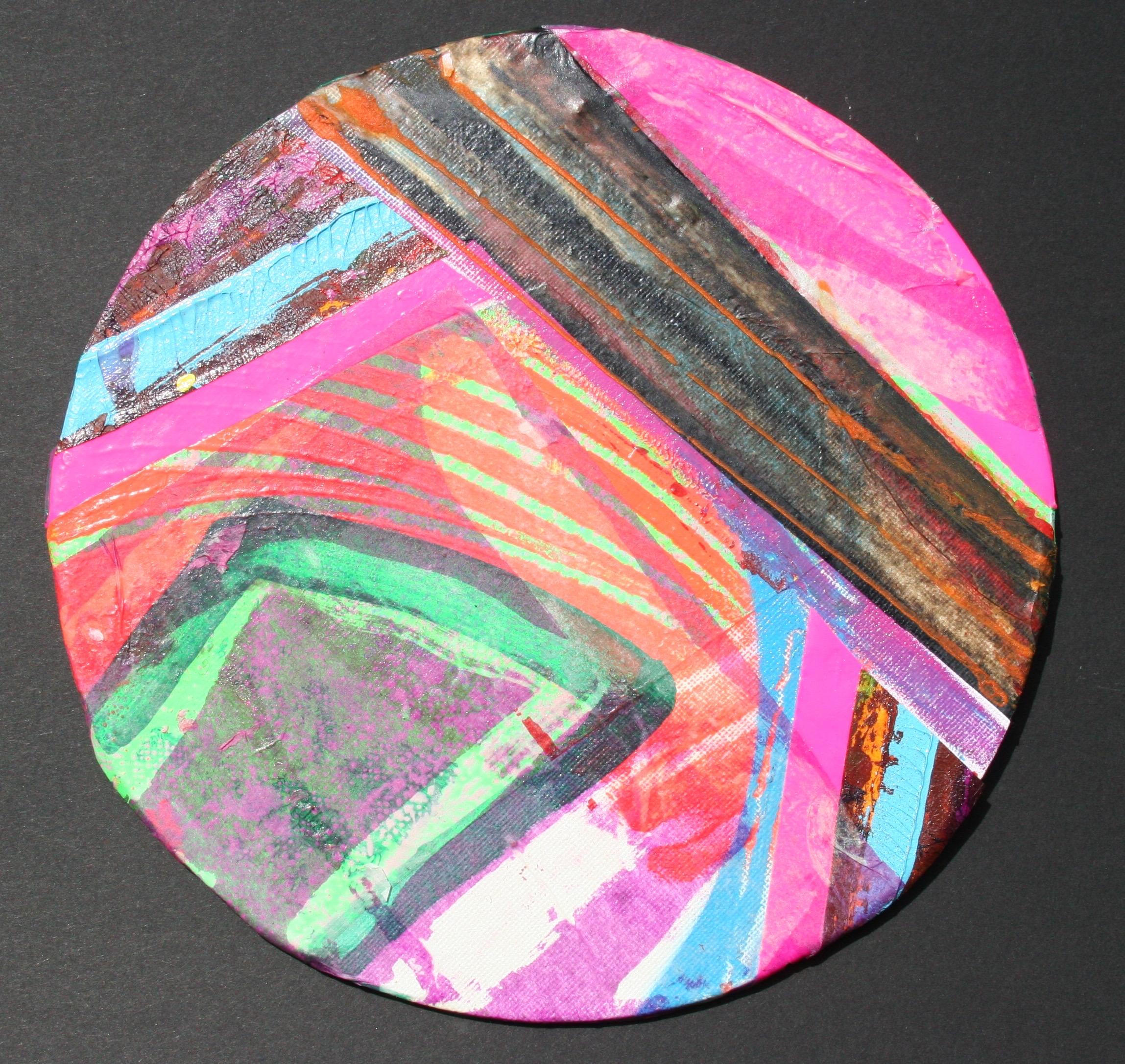 Tondos - Circular Paintings