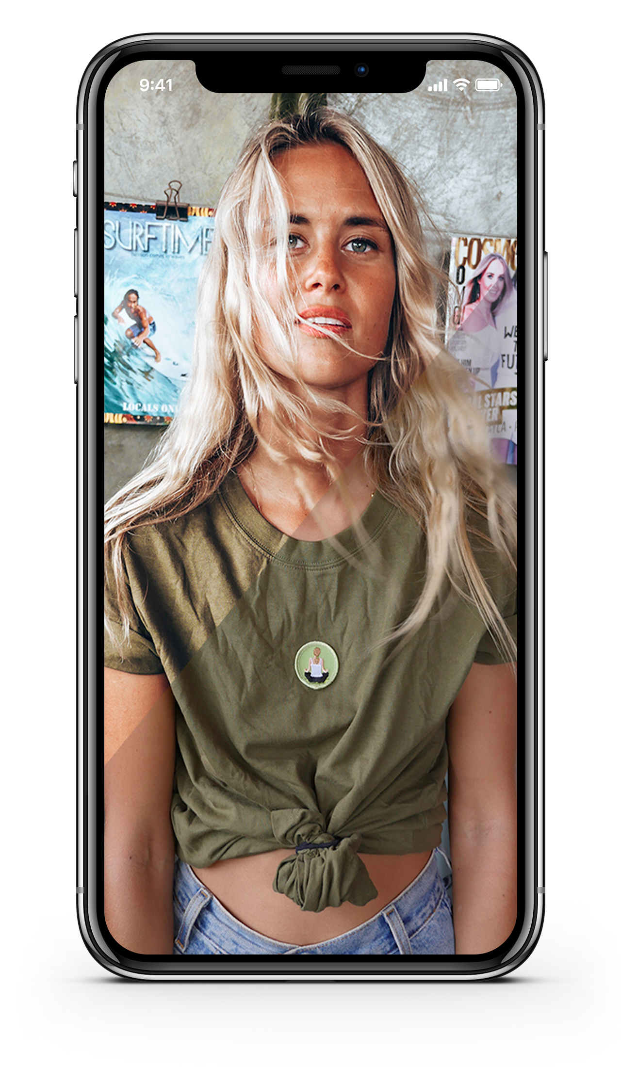 "Shop our photo filters - ""Take your photography to the next level, all within your phone"""