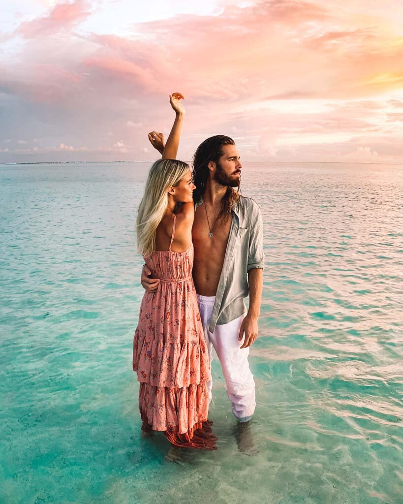 Best Local Islands In The Maldives Marie Fe And Jake Snow