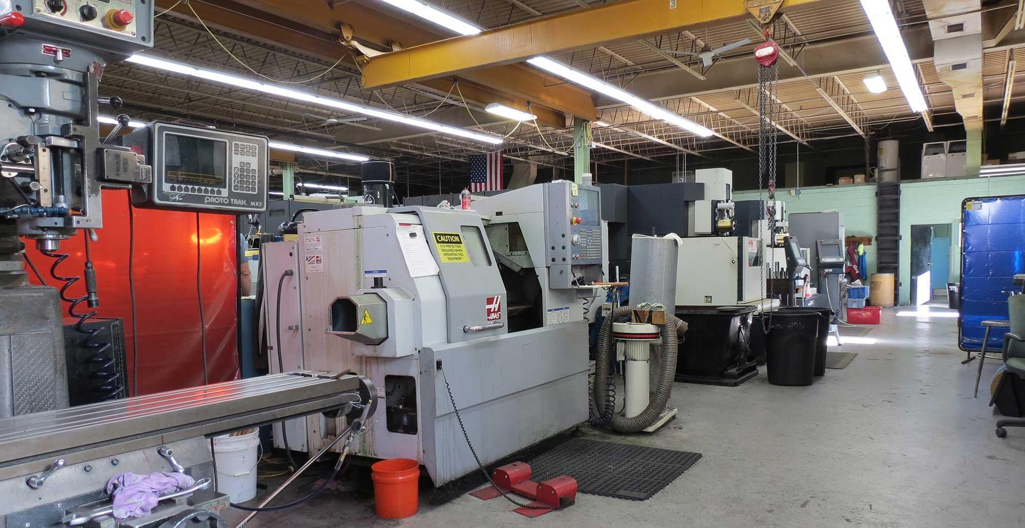 CNC Machining -